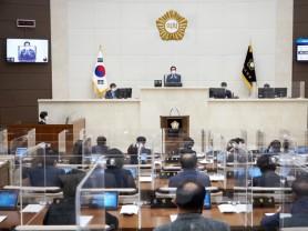 용인시의회, 제258회 임시회 폐회